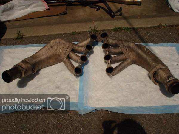 Used C6 And C5 Corvette Parts