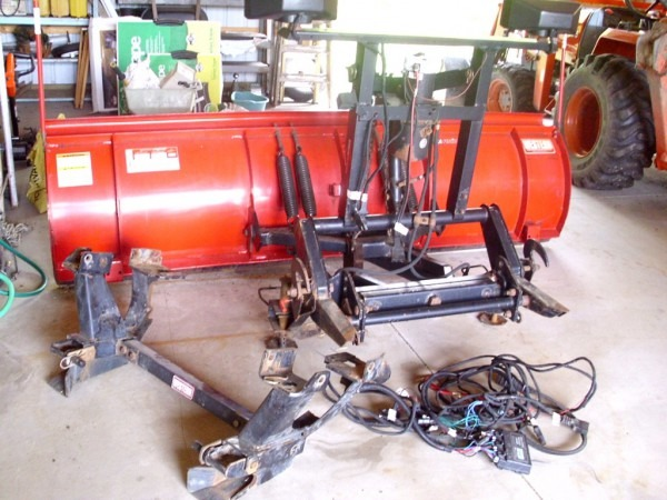 Used Western Plow For F250