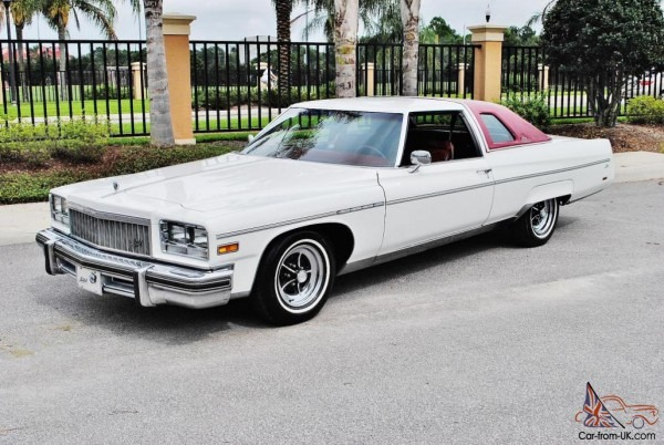 Amazing 1 Owner 1976 Buick Lesabre Landau Limited With Just