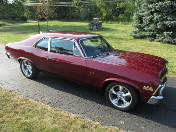 For Sale – 1970 Chevrolet Nova Ss 454 Resto Mod – $21,500 « Ross