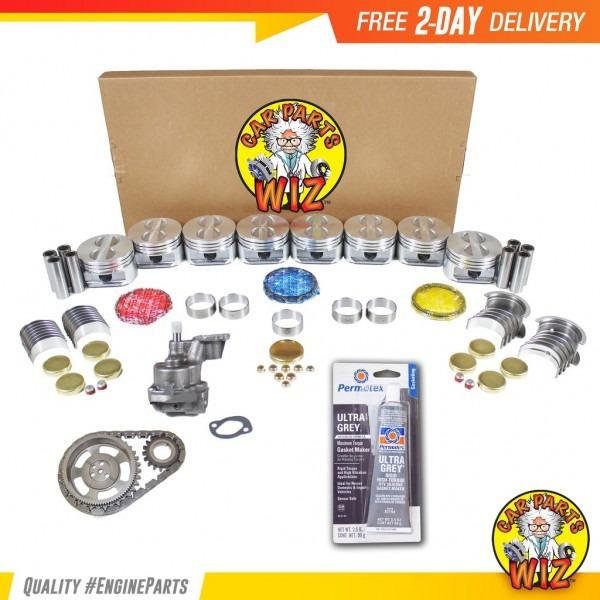 Engine Rebuild Kit Fits 92