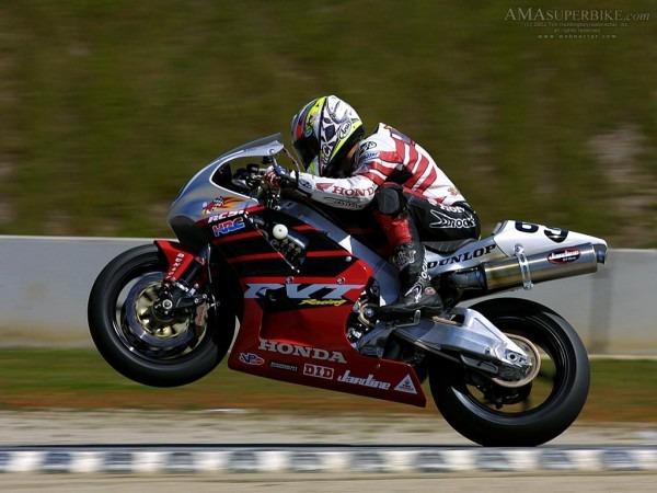Nicky Hayden Honda Rc51 Ama