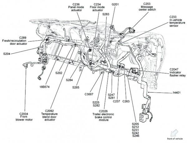 Ford 5 4 Firing Order Diagram