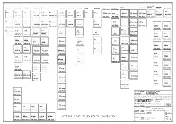 Ford Focus Mk2 2004 Full Wiring Diagram Service Manual Download  U2013 Car Wiring Diagram