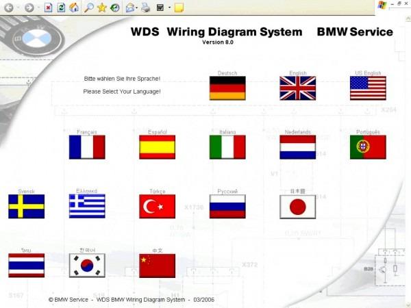 Bmw Wds 120 Wiring Diagram System Electrical Diagrams