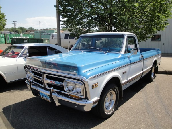 Your Dad Drove One And It Never Let Him Down  The 1967 – 1972 Gmc