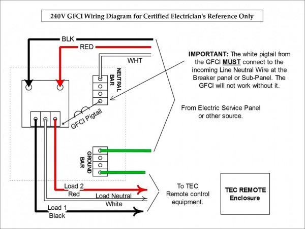 Voltage Thermostat Wiring Diagram