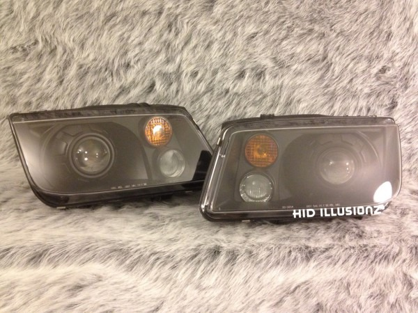 Hidillusionz  Lifetime Warranty, Hid Retrofit Projector Headlights