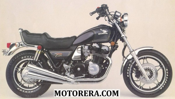 1983 Honda Cb1000 Custom