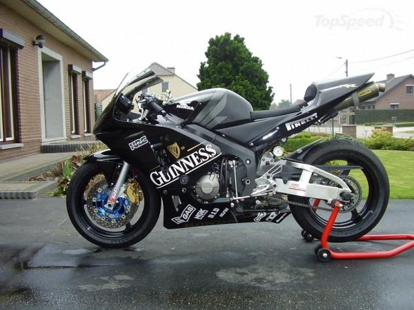 2004 Honda Cbr 600 Rr  Pics, Specs And Information
