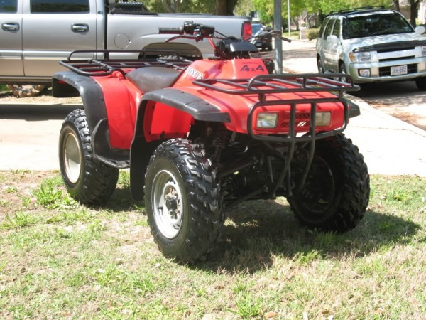 99 Honda Fourtrax 300