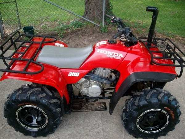 Honda Fourtrax 300  2537927