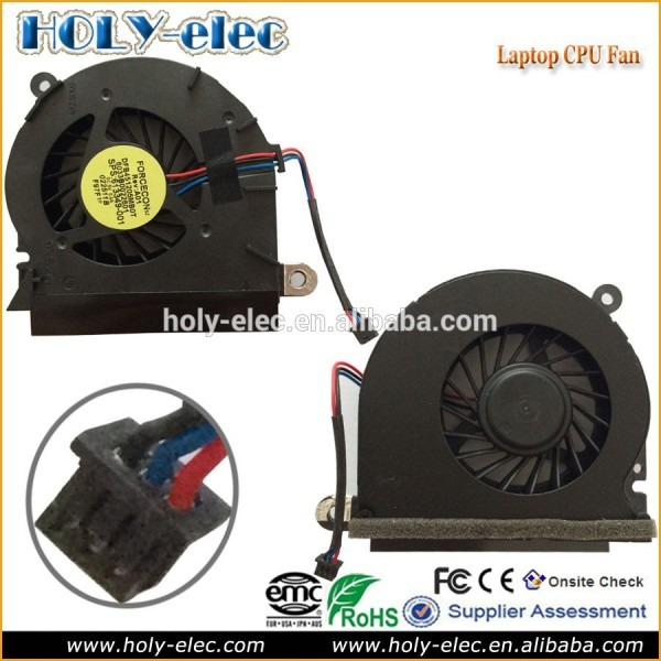 3 Wire Original Laptop Replacement Repair Part Cpu Cooling Fan