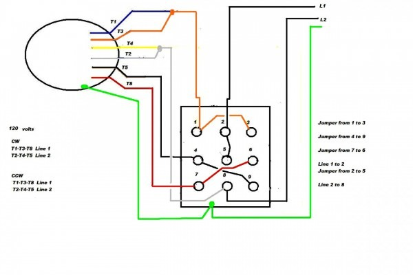 Wiring A Capacitor Diagram