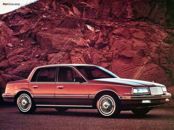 Images Of Buick Skylark 1988–91 (1024x768)