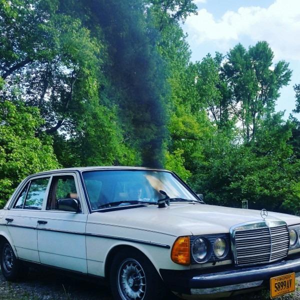 My 83 Mercedes 300d Turbo Diesel Project (dirty Dan) — Steemit