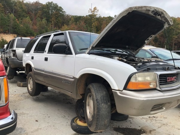 Gmc Jimmy Parts