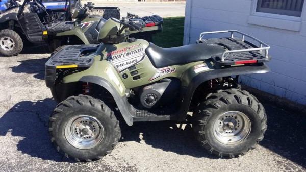 Polaris Sportsman 700 4x4 Motorcycles For Sale
