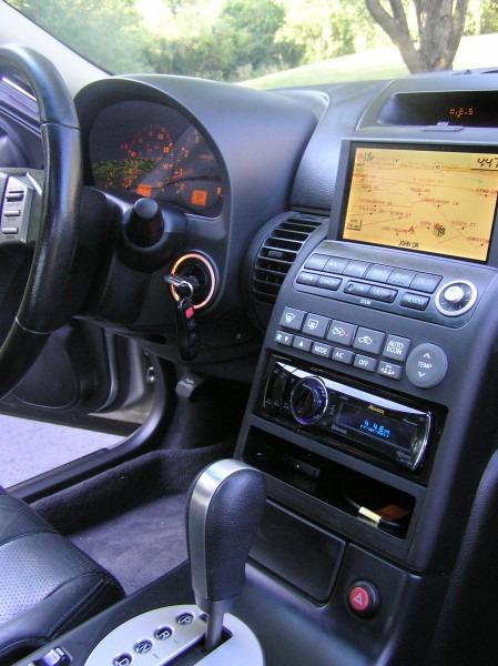Infiniti G35 Interior 2003