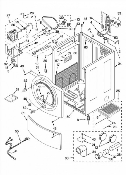Kitchen  Winsome Kenmore Elite Washer Parts Your House Idea