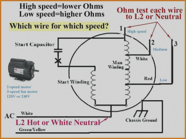 3 Speed Wiring Diagram