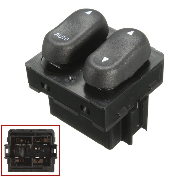 Left Driver Side Master Power Window Switch For Ford F150 F250