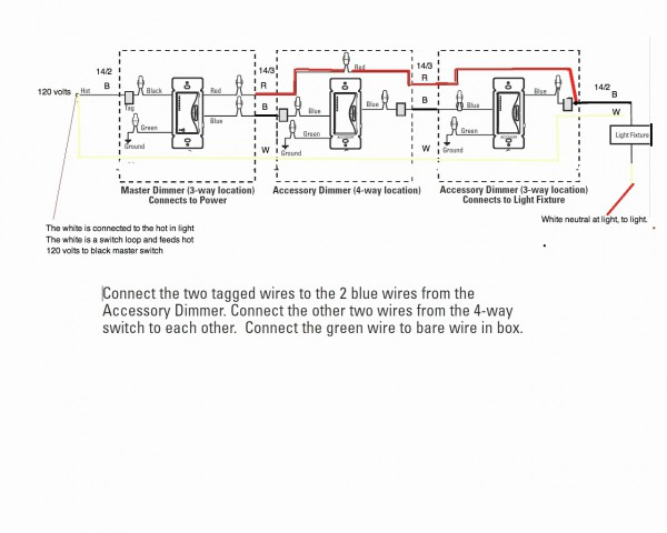 Dimm Switch Wiring Diagram Cooper