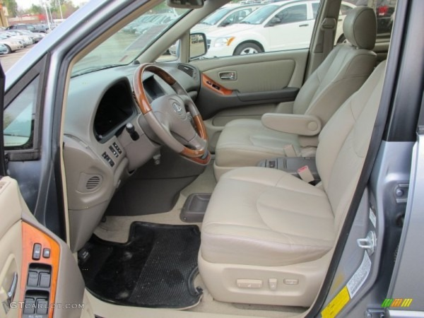Lexus Rx 300 Interior Gallery  Moibibiki  4