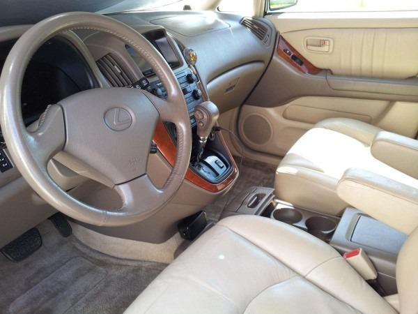 Lexus Rx 300 Interior Gallery  Moibibiki  6