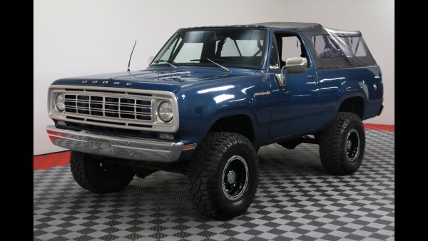 1976 Dodge Ramcharger