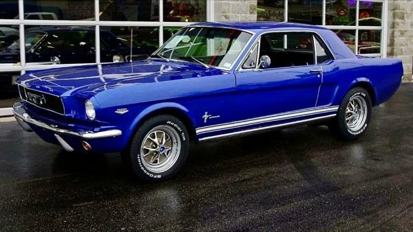 1966 Ford Mustang 289 V8 Four