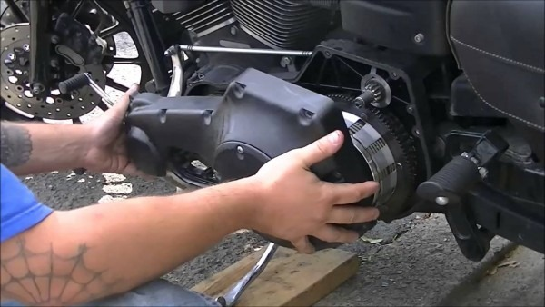 2005 Harley Dyna Fxdx Starter Replacement