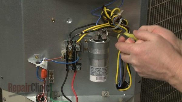 Payne A C Run Capacitor Condensing Unit  P291