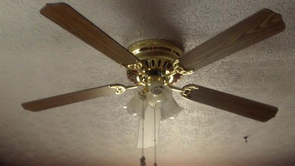 52  Heritage  Hugger Ceiling Fan  1