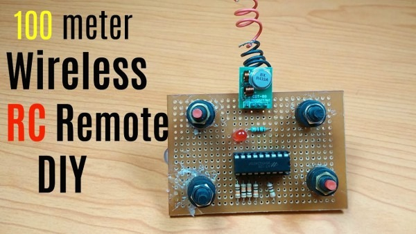 How To Make Long Distance Rc Transmitter Wireless Remote For