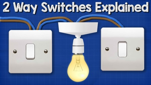 Two Way Switching Explained