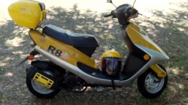 Chinese Scooterswildfire 50cc Review