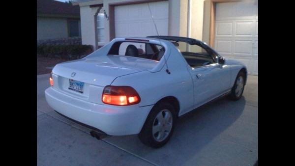 1993 Honda Del Sol S