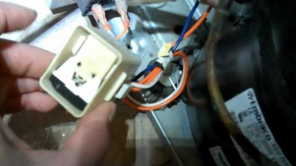 Fixing A Refrigerator Compressor That Won't Start, Compressor