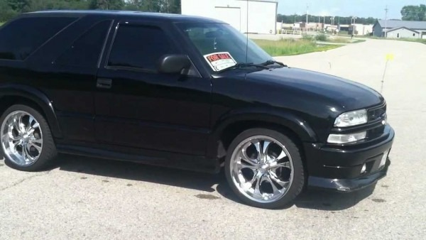For Sale   2002 Chevy Blazer Xtreme