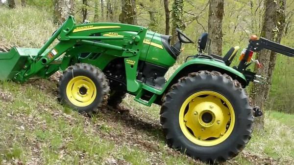 John Deere 4520 Compact Tractor