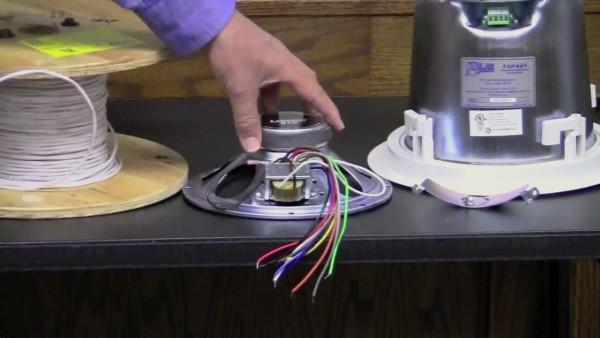 70v Speaker Systems Part 1