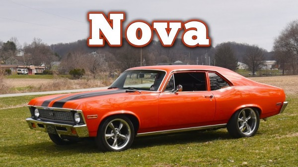 1970 Chevy Nova  Regular Car Reviews