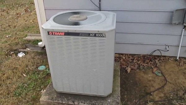 1996 Trane Xe 1000 Straight Cool Unit
