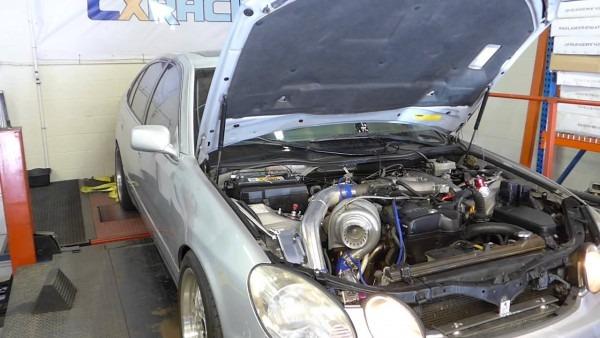 Cxracing Turbo Kit For 98