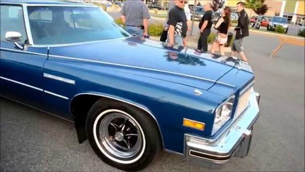 Gorgeous '76 Buick Lesabre Coupe
