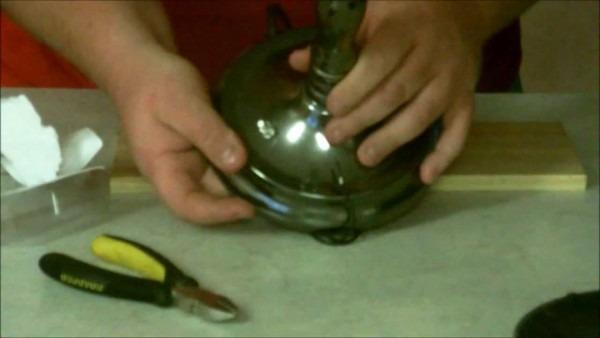 Diy Home Repair  Touch Lamps