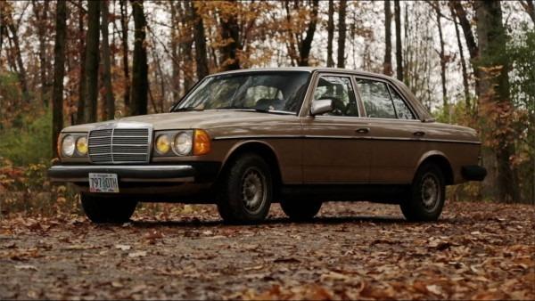 Eddie Alterman's 1983 Mercedes