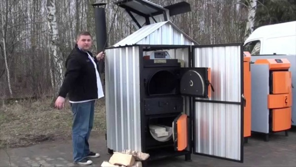 Outdoor Furnaces Cwd