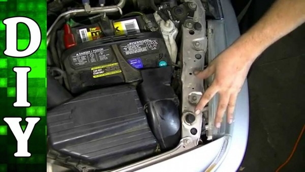 How To Replace High And Low Beam Head Light Bulbs